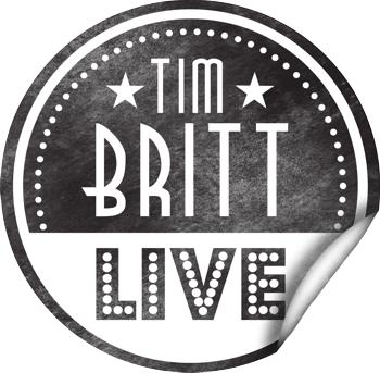 Tim Britt Live